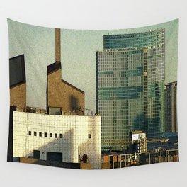 Milano City Wall Tapestry