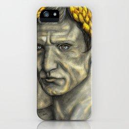Golden Gaius iPhone Case