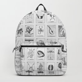 Loteria Cards Backpack