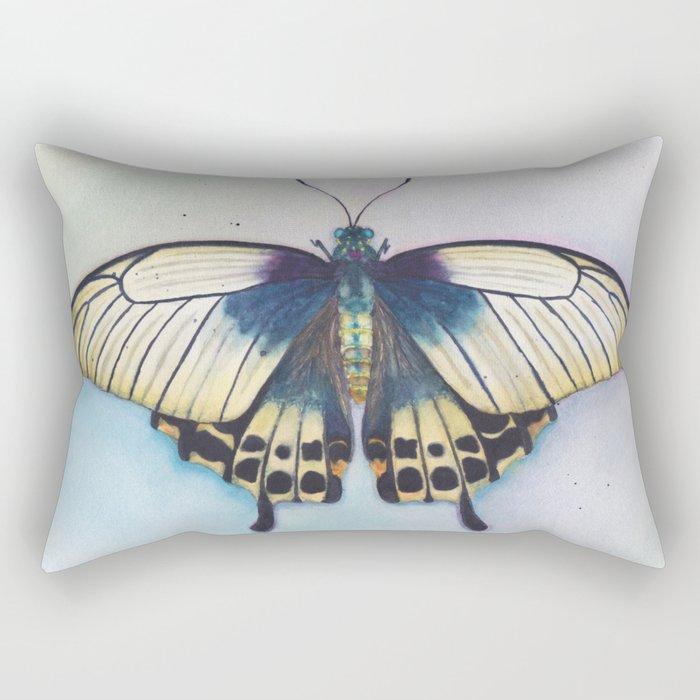 Butterfly Prayer Rectangular Pillow