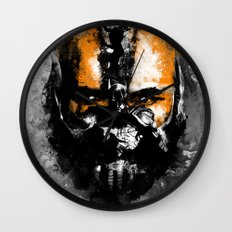 Bane Rhymes with Pain Wall Clock