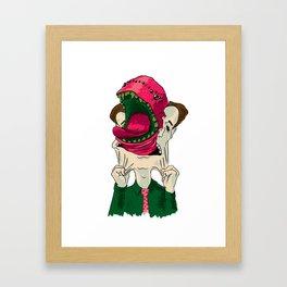 Surprise! Framed Art Print