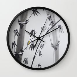 Chinese painting 4 Wall Clock