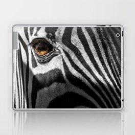 Zebra Eye Laptop & iPad Skin