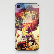 He Came At The Very End iPhone & iPod Skin