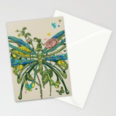 Lifeforms Stationery Cards