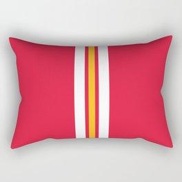 Kansas City Football Rectangular Pillow