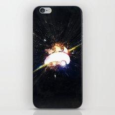 Sonik is Back (Explosion) iPhone & iPod Skin