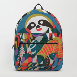 Nordic Sloth Backpack