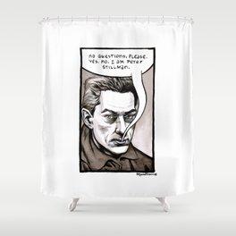 Peter Stillman Shower Curtain