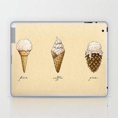 Ice Cream Cones Laptop & iPad Skin