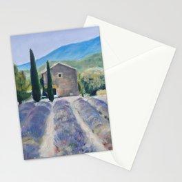 Provence Lavender Stationery Cards