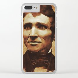 Charles Goodyear, Inventor Clear iPhone Case