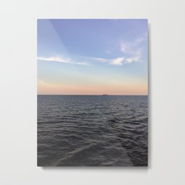 in the chesapeake Metal Print