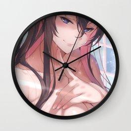 Granblue Fantasy - Rosetta in the Shower Wall Clock