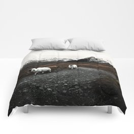 The Two Mountaineers Comforters