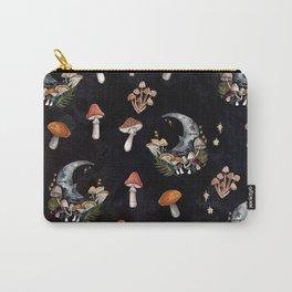 Mushroom Moon Carry-All Pouch