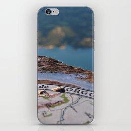 Pic de Morgon iPhone Skin