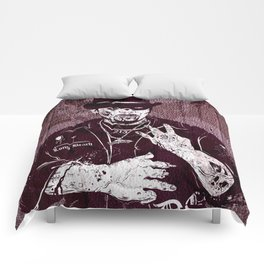 Late Dogg Comforters