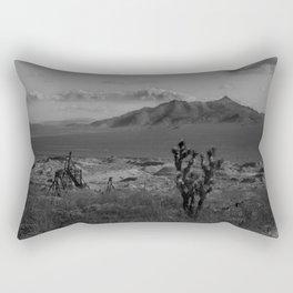 Joshua Tree Death Valley Rectangular Pillow