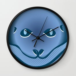 Lich-N-Seal Wall Clock