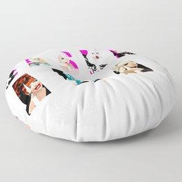 SASHAY AWAY feat. RuPaul's Drag Race Queens Floor Pillow