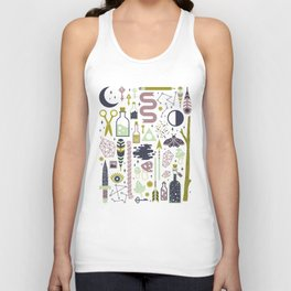 The Witch's Collection Unisex Tank Top
