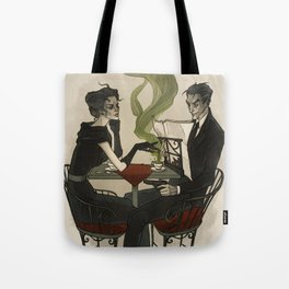 Difficult Love Tote Bag