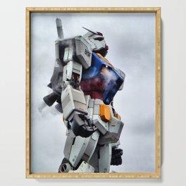 Gundam Pride Serving Tray
