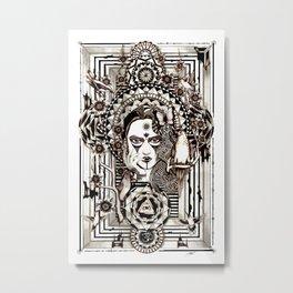 Harpy Metal Print
