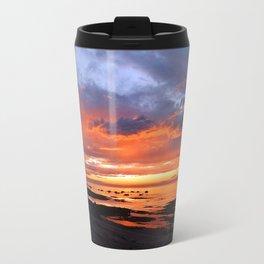 Sunset Saturation  Travel Mug