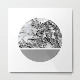 Raw Rock Metal Print