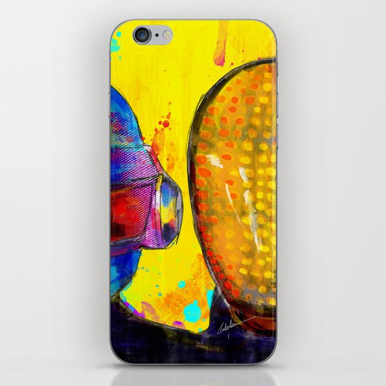 Daft Punk iPhone & iPod Skin