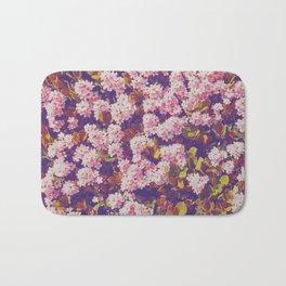 Warm Blossoms Bath Mat