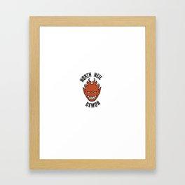 NND Design Framed Art Print