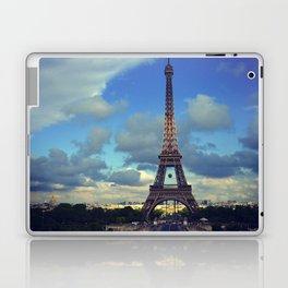 Paris Je T'Aime Laptop & iPad Skin