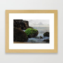 Rocky Shores Framed Art Print