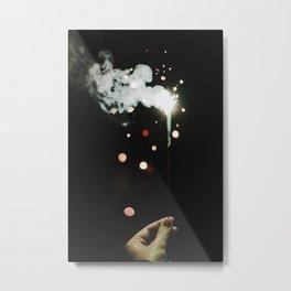 Sparks I Metal Print