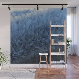 Ice Wall Mural
