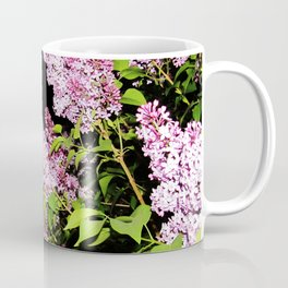 Lilacs at Night Coffee Mug