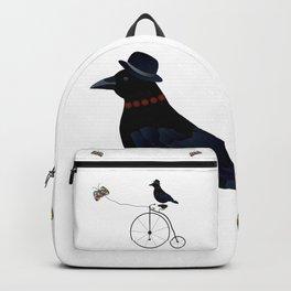 Lazy Raven Backpack