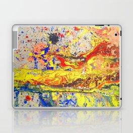 NYC Background 5 Laptop & iPad Skin