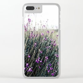 ...wallflowers... Clear iPhone Case