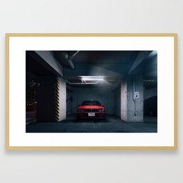 The Sleeping Italian Framed Art Print