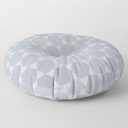 Star Of David | Modern Geometry Floor Pillow
