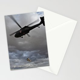 Suspended Between Worlds Stationery Cards