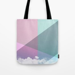 Colorful sky Tote Bag