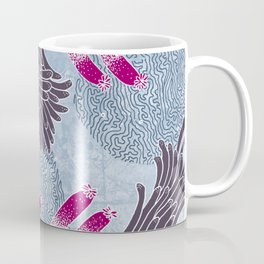 The Great Blue Coral Reef Coffee Mug