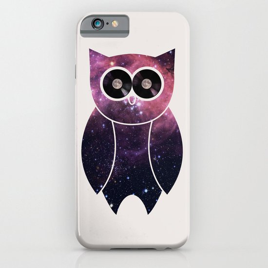 Owl Night Long iPhone & iPod Case