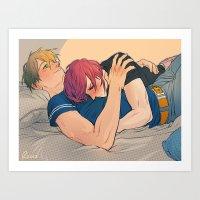 Promise of Rainbows Art Print